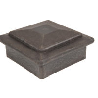 best deck composite wood charcoal ballustrade post cap