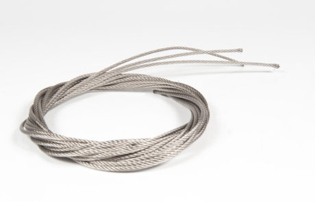 stainless steel ballustrade cable