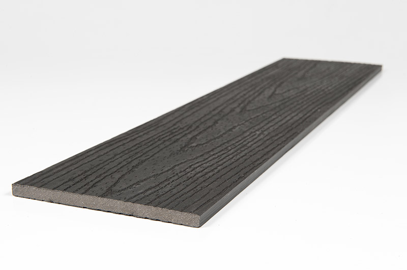Charcoal Composite fascia plank