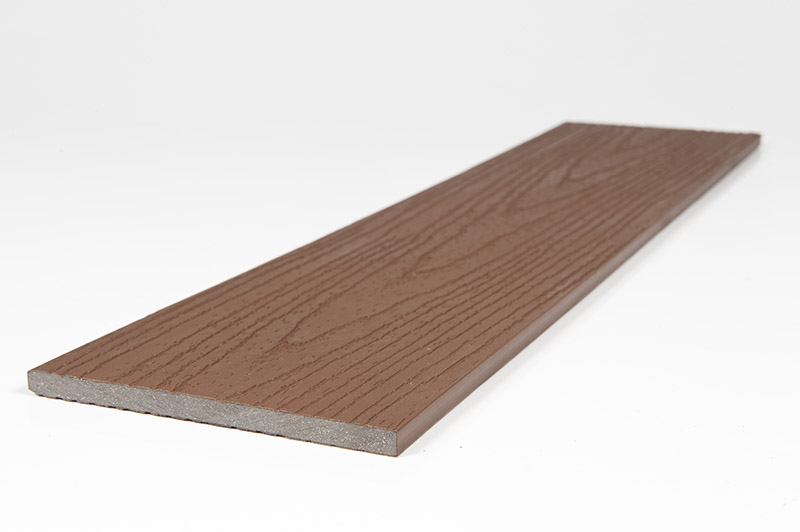 Chocolate Brown Composite fascia plank