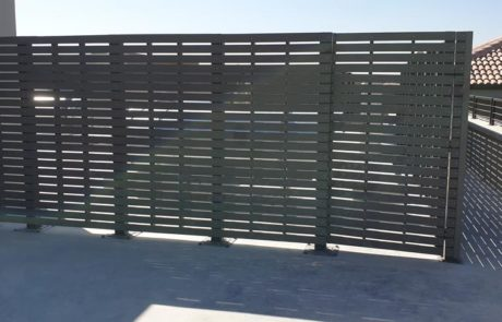 Monte Circle Jhb Wood Screen Walling
