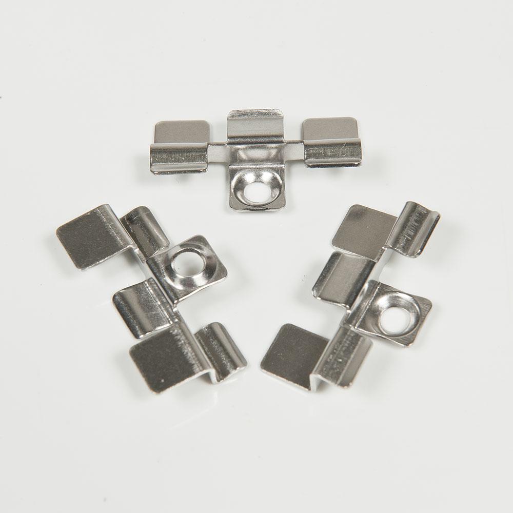 Deck plank clip + screw options & accessories